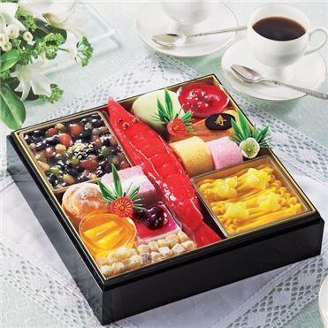 すいーつおせち 華菓(はなか)【13品目】【イオンのおせち】