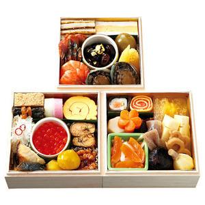 おせち料理 和三段重(S707)<関東地域お届け> 347078|商品詳細|高島屋オンラインストア